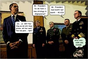 Obama with JCS