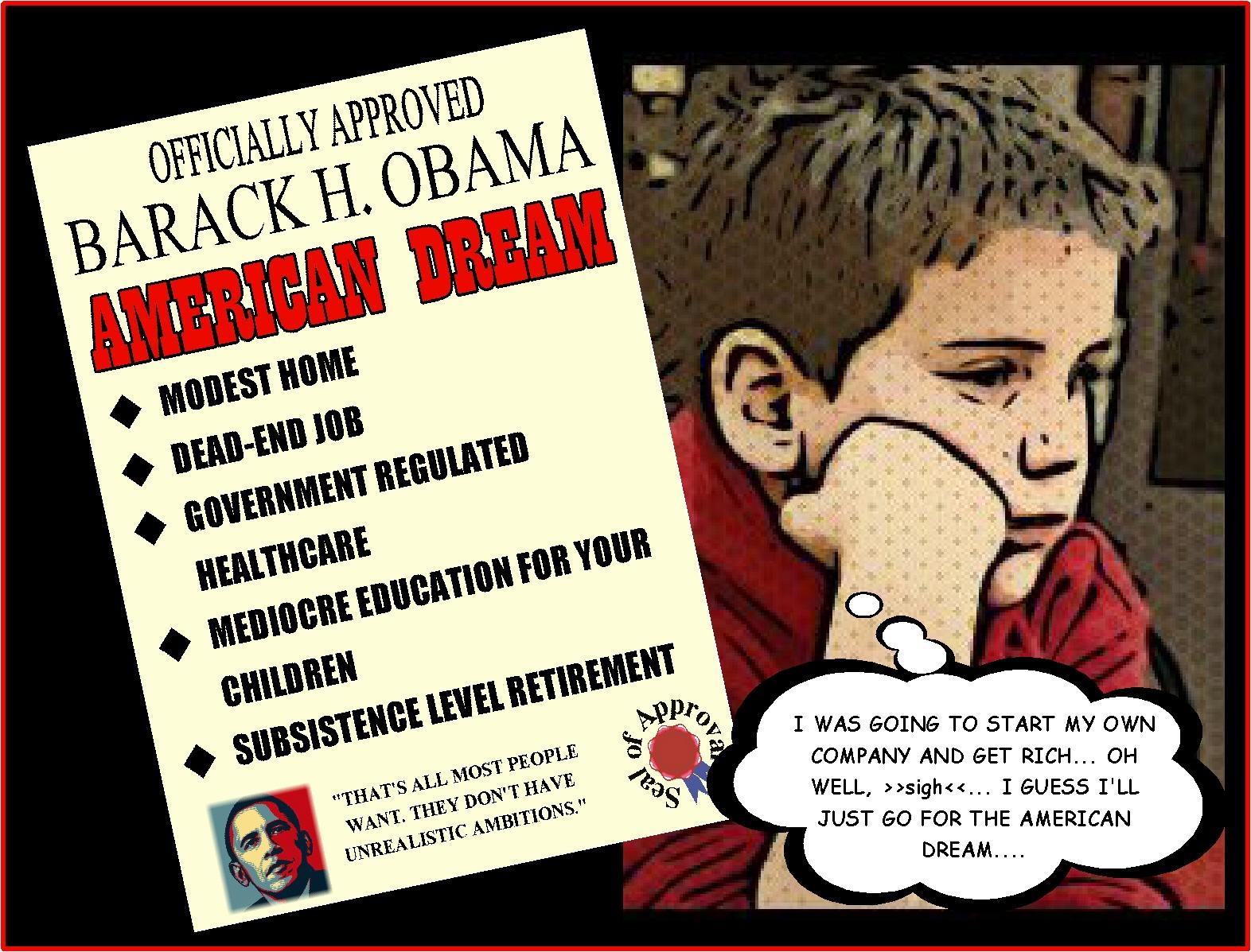 anti obama political cartoon | Surviving till 2016 | Page 3
